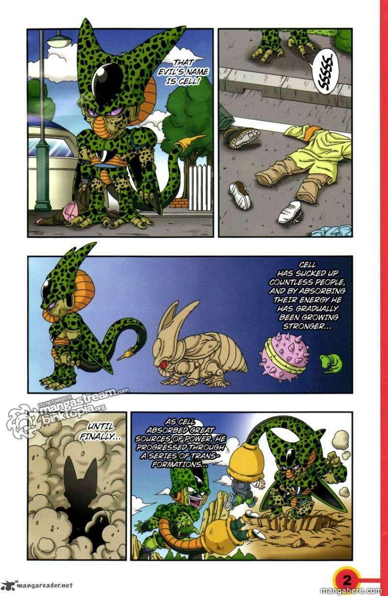 Dragon Ball SD 3 Page 2