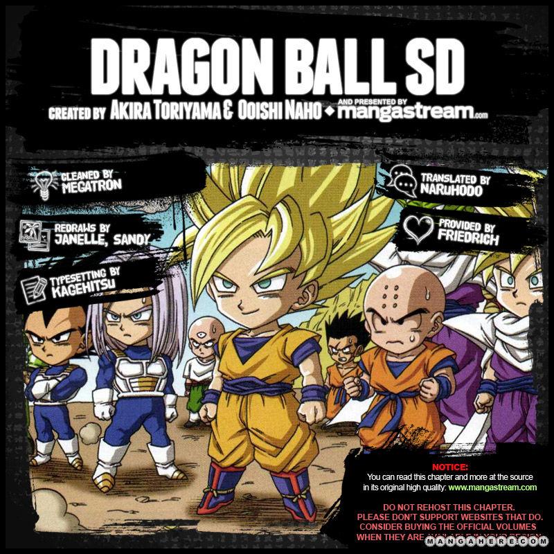 Dragon Ball SD 6 Page 2