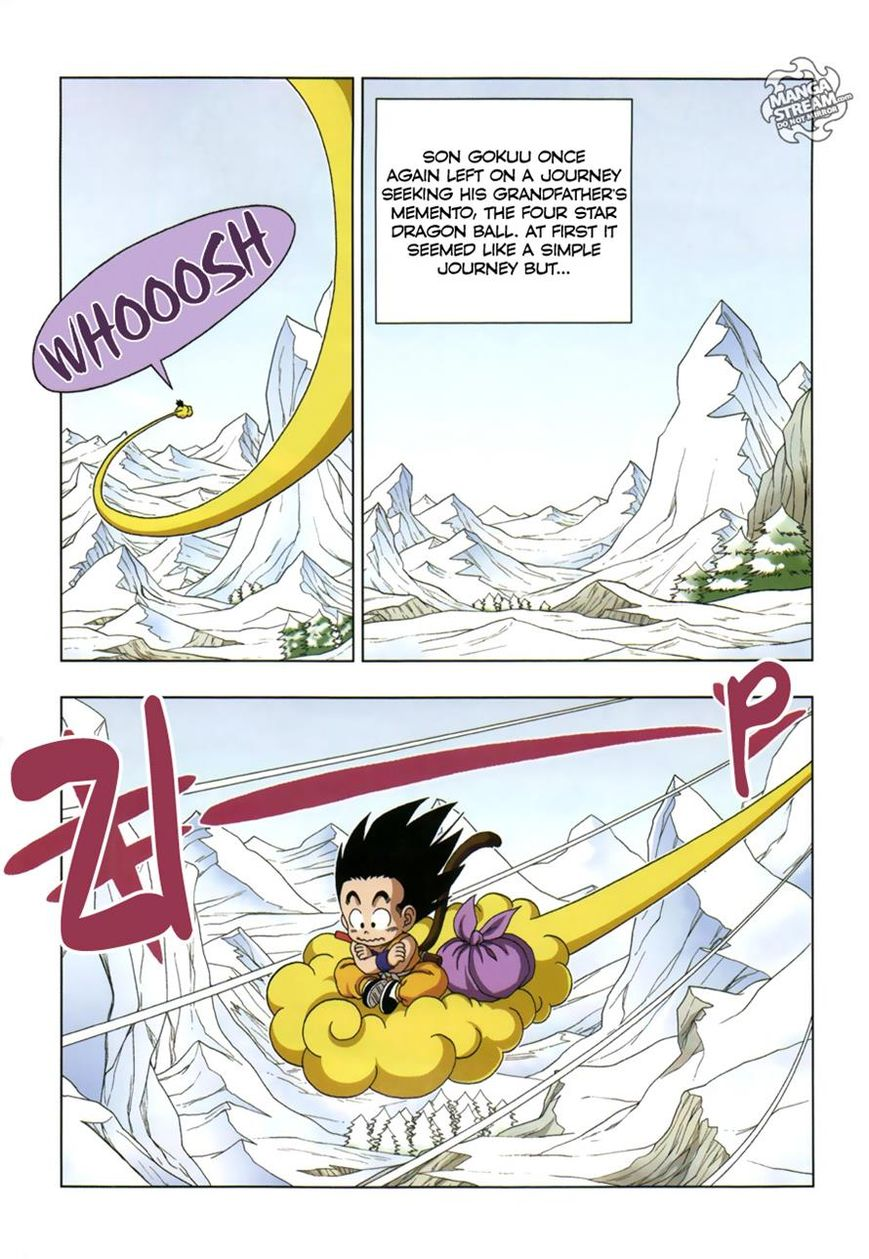 Dragon Ball SD 17 Page 2