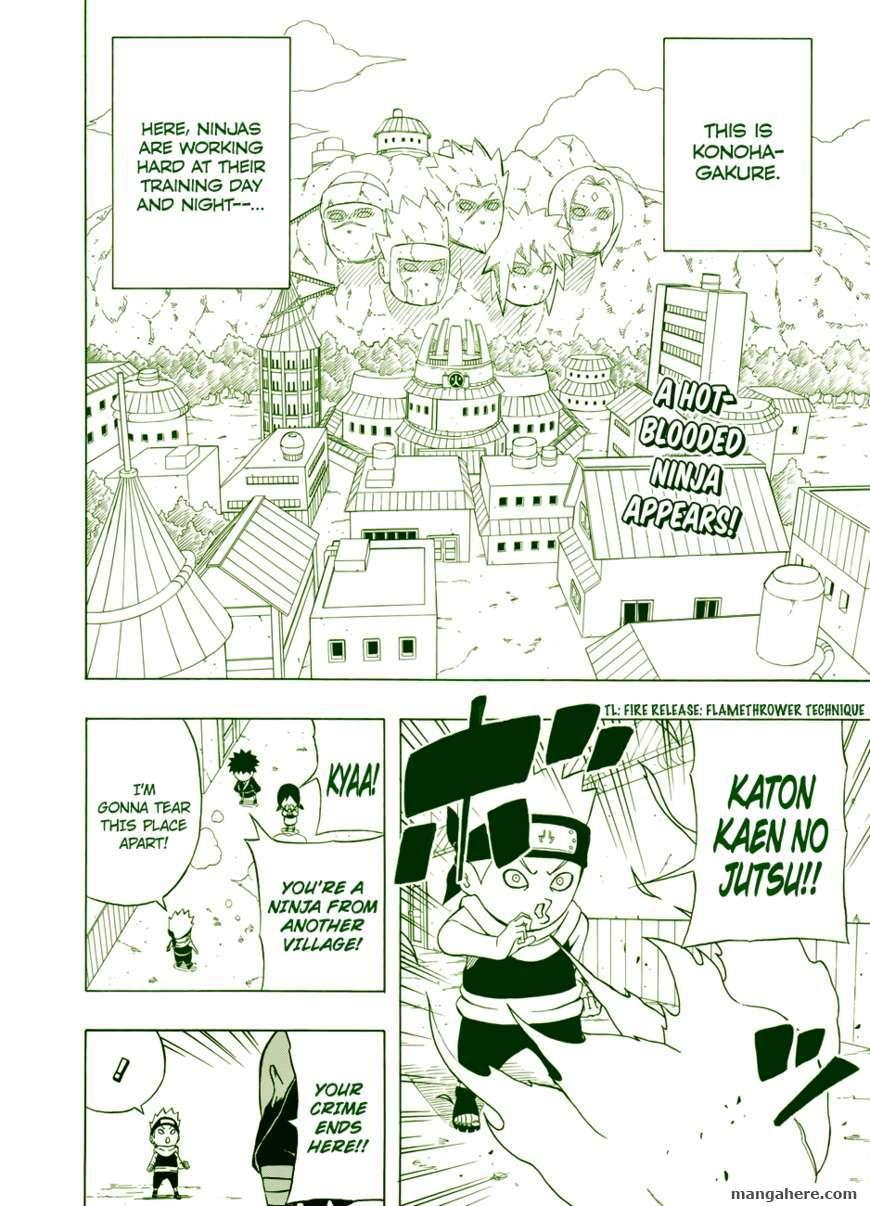 Rock Lee 1 Page 3