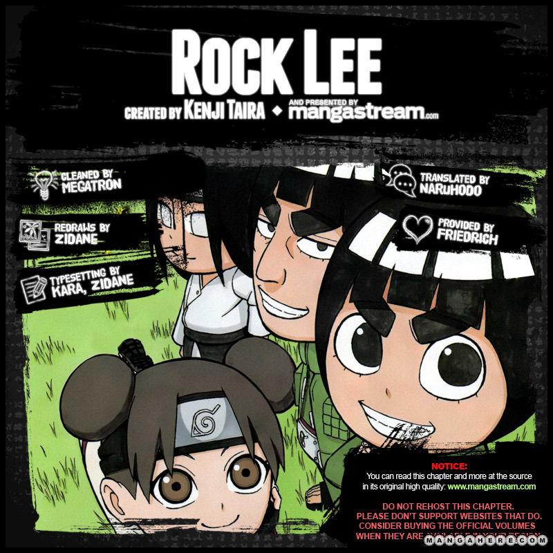 Rock Lee 8.5 Page 2
