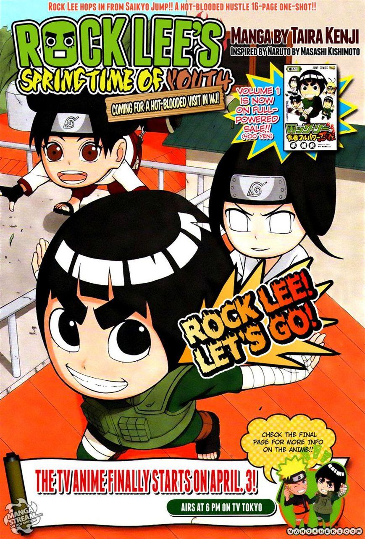 Rock Lee 10.5 Page 1