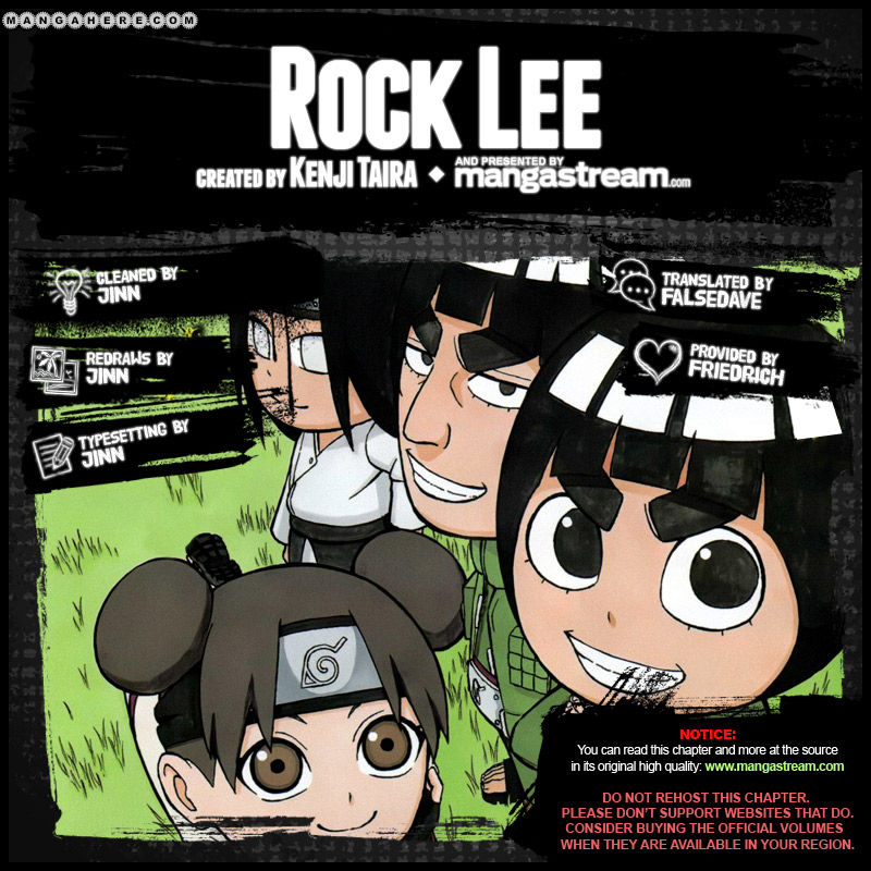 Rock Lee 19.5 Page 2