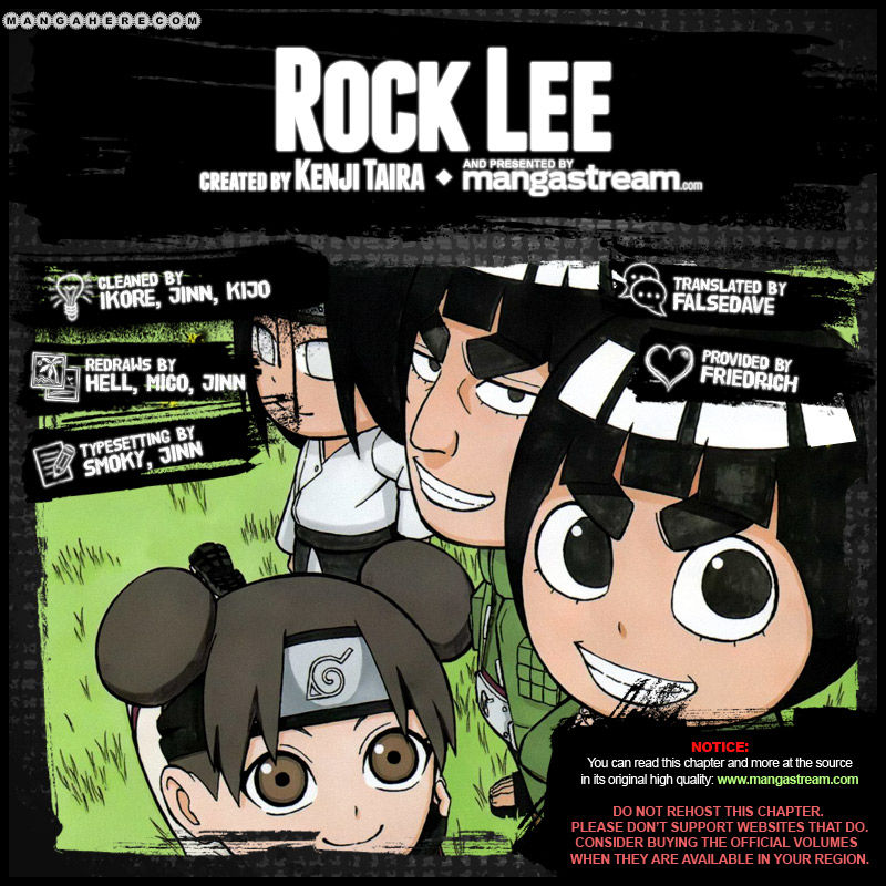 Rock Lee 23 Page 2