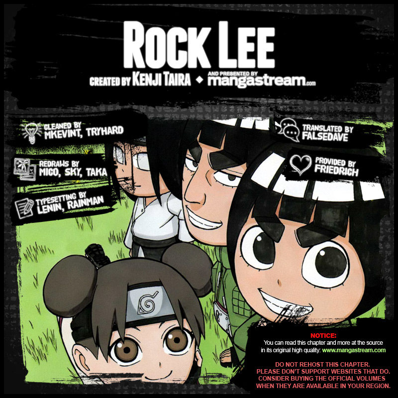 Rock Lee 26 Page 2
