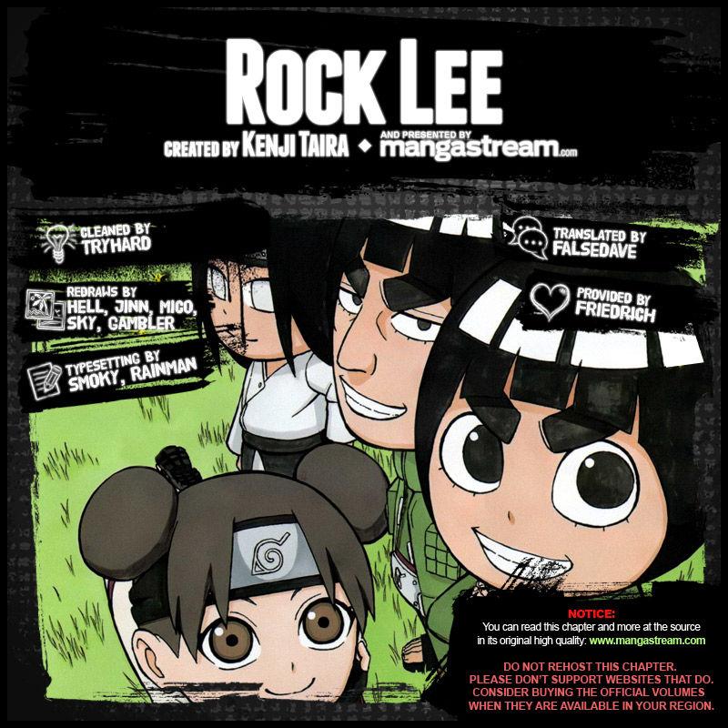 Rock Lee 27 Page 2