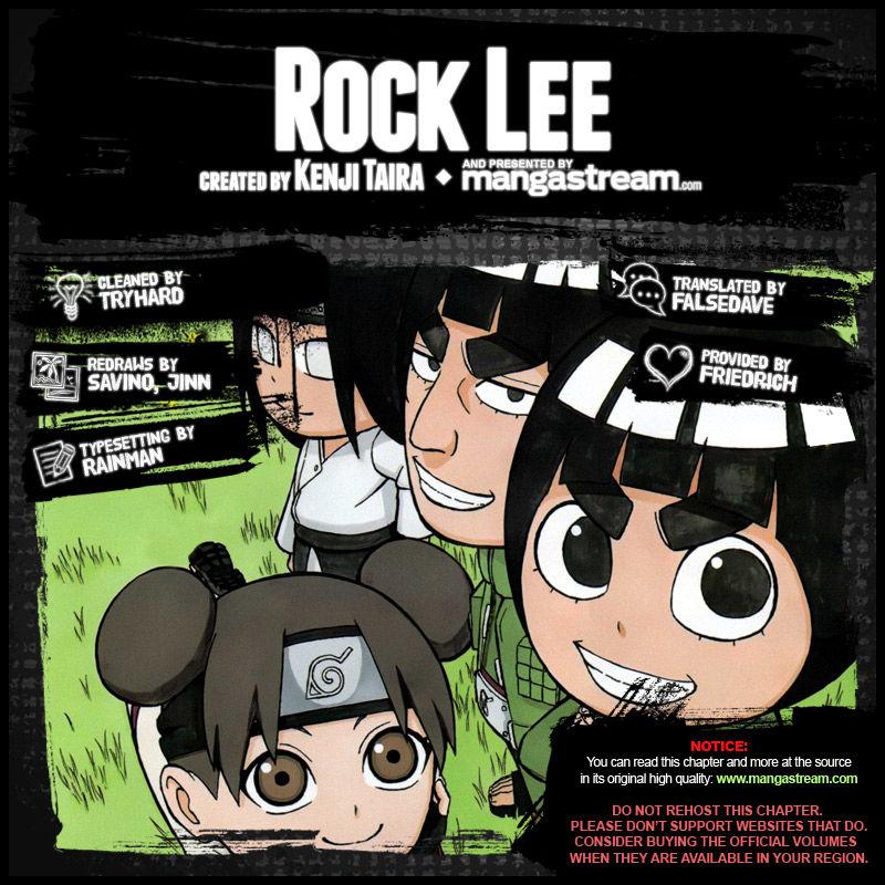 Rock Lee 30 Page 2