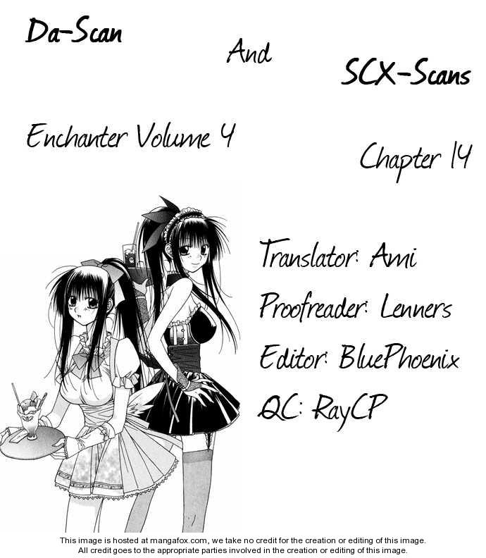 Enchanter 14 Page 1