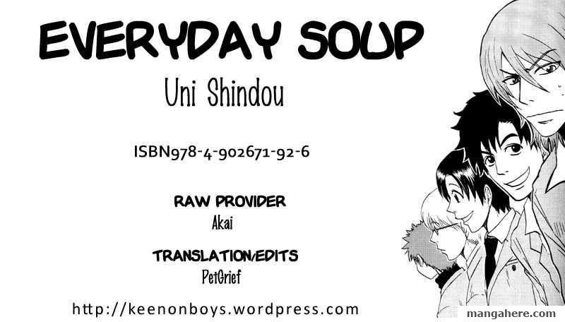 Nichijou Soup 1 Page 1