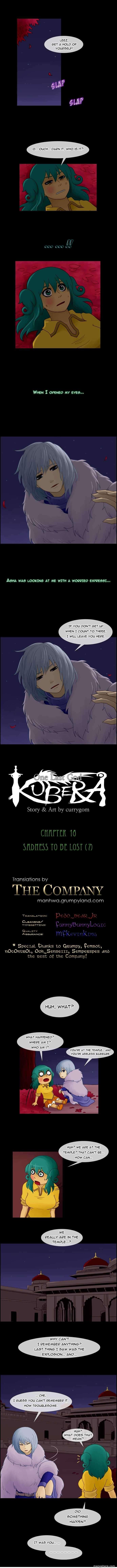 Kubera 18 Page 1