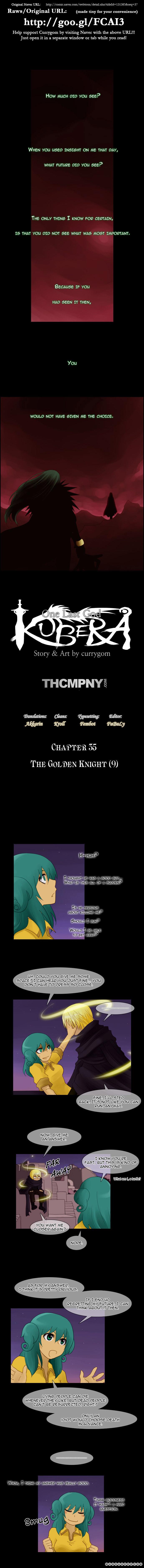 Kubera 35 Page 1