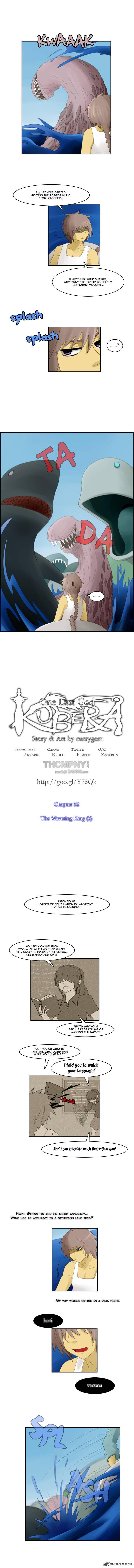 Kubera 52 Page 1
