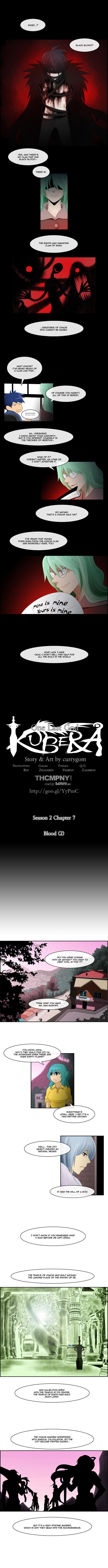 Kubera 109 Page 1