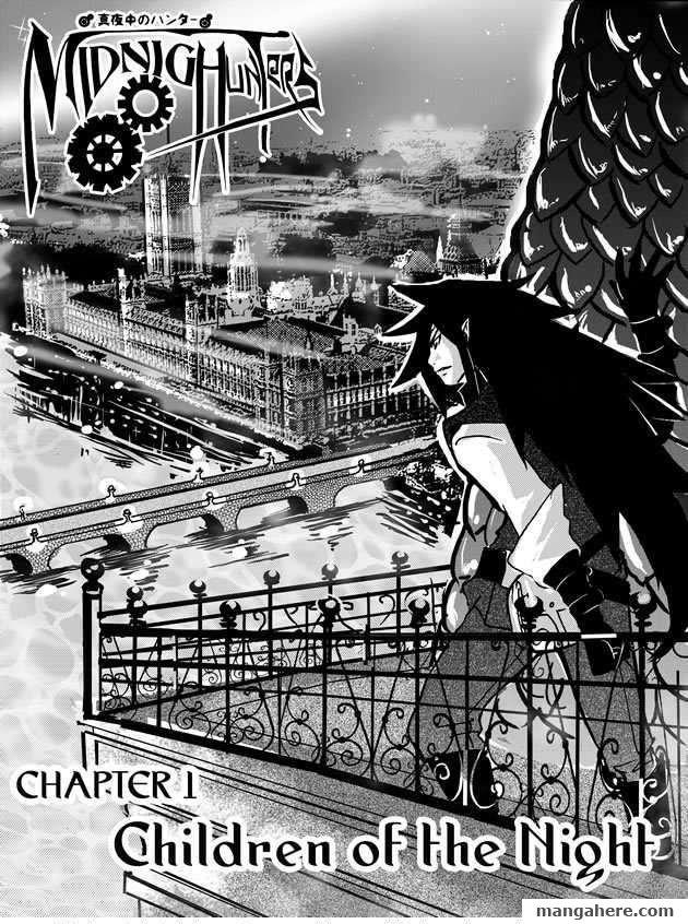 Midnight Hunters 1.1 Page 1