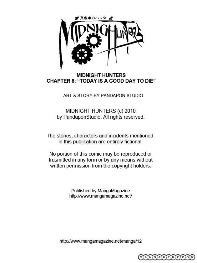 Midnight Hunters 8 Page 2