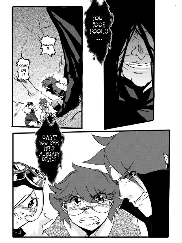 Midnight Hunters 16 Page 3