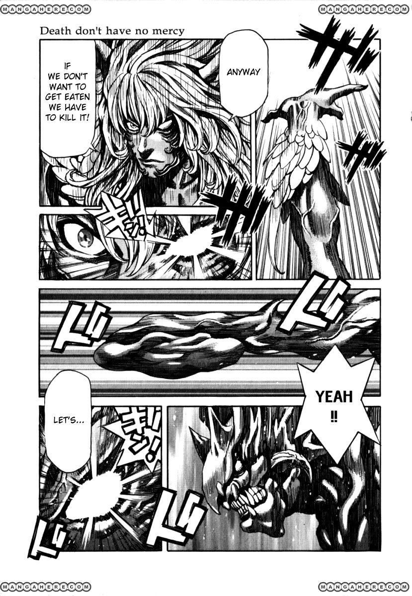 Devilman Mokushiroku - Strange Days 2.1 Page 1