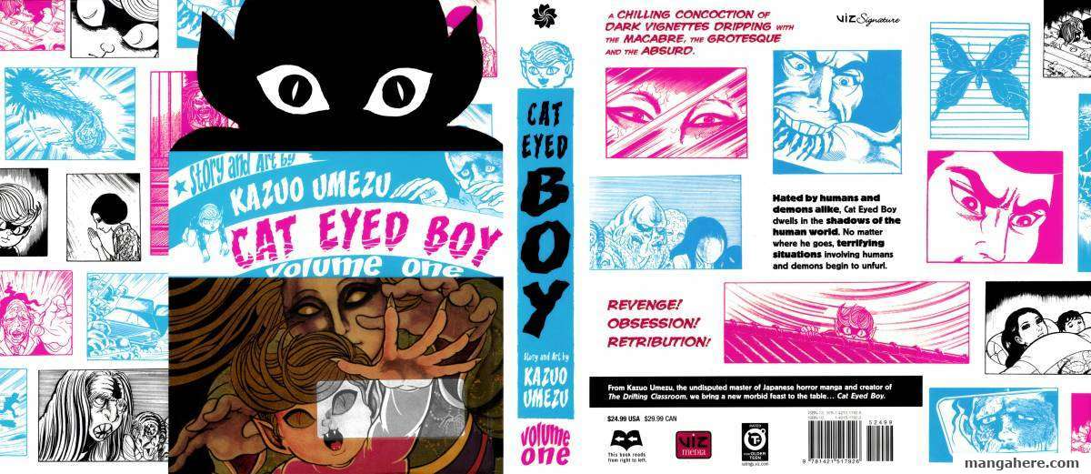Cat Eyed Boy 1 Page 1