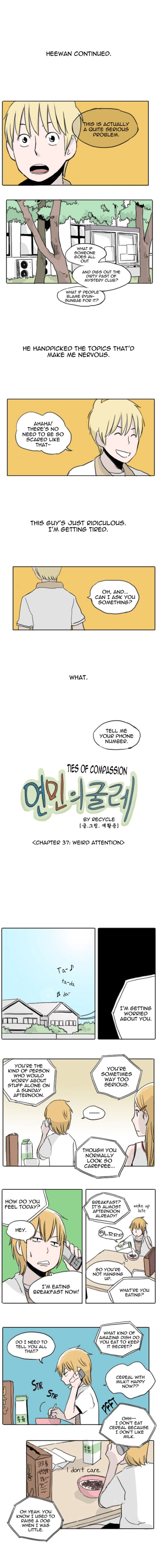 Ties of Compassion 37 Page 1