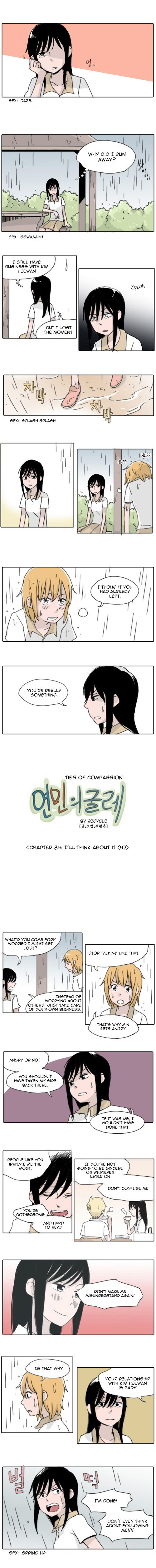 Ties of Compassion 84 Page 1