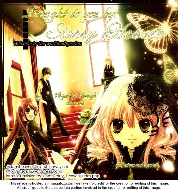 Akuma to Love Song 23 Page 1