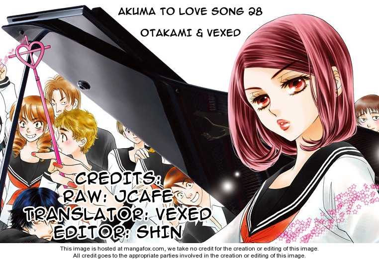 Akuma to Love Song 28 Page 2
