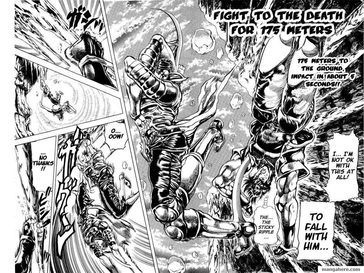 JoJo's Bizarre Adventure Part 2: Battle Tendency 5 Page 2