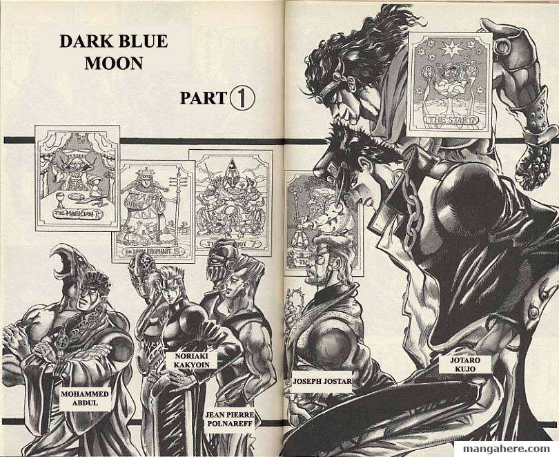 JoJo's Bizarre Adventure Part 3: Stardust Crusaders 13 Page 2