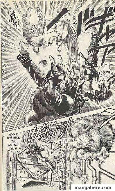 JoJo's Bizarre Adventure Part 3: Stardust Crusaders 18 Page 2