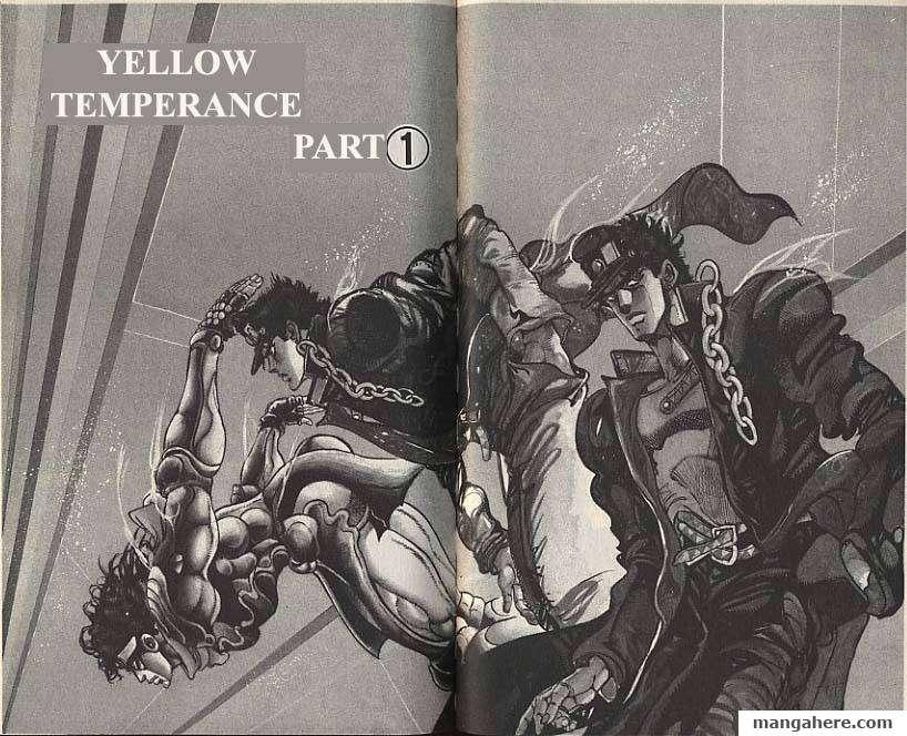 JoJo's Bizarre Adventure Part 3: Stardust Crusaders 22 Page 2