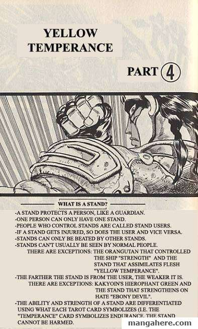 JoJo's Bizarre Adventure Part 3: Stardust Crusaders 25 Page 1