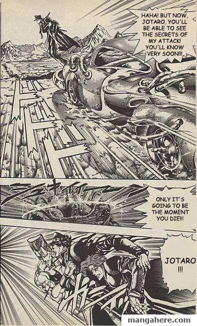 JoJo's Bizarre Adventure Part 3: Stardust Crusaders 36 Page 2
