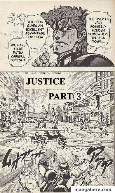 JoJo's Bizarre Adventure Part 3: Stardust Crusaders 39 Page 1