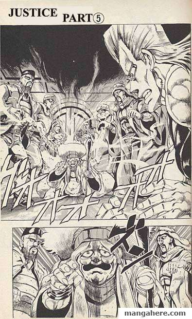 JoJo's Bizarre Adventure Part 3: Stardust Crusaders 44 Page 1