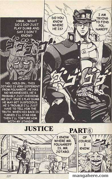 JoJo's Bizarre Adventure Part 3: Stardust Crusaders 45 Page 1