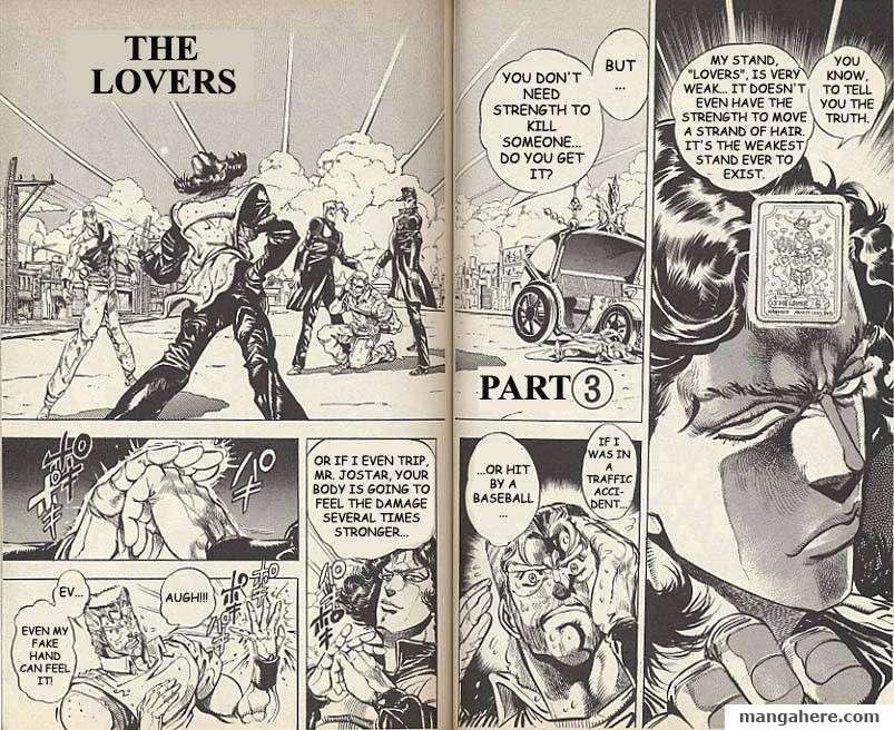 JoJo's Bizarre Adventure Part 3: Stardust Crusaders 48 Page 1