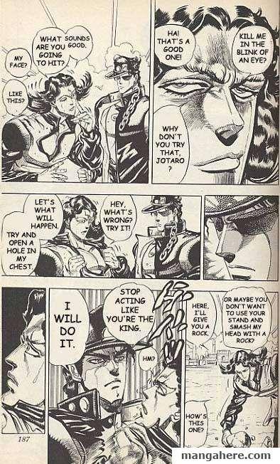 JoJo's Bizarre Adventure Part 3: Stardust Crusaders 48 Page 3