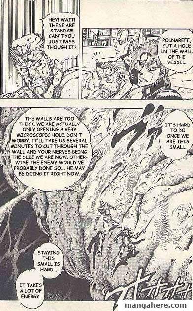JoJo's Bizarre Adventure Part 3: Stardust Crusaders 49 Page 2