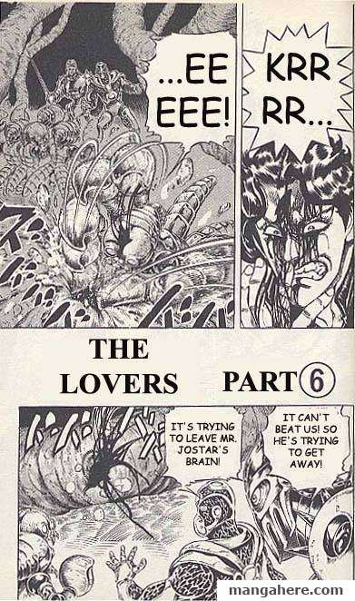 JoJo's Bizarre Adventure Part 3: Stardust Crusaders 51 Page 1