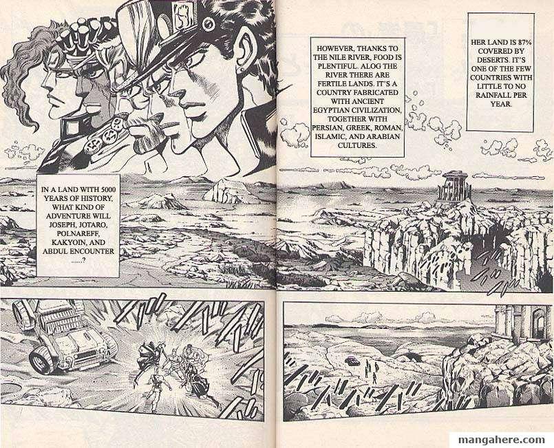 JoJo's Bizarre Adventure Part 3: Stardust Crusaders 68 Page 2