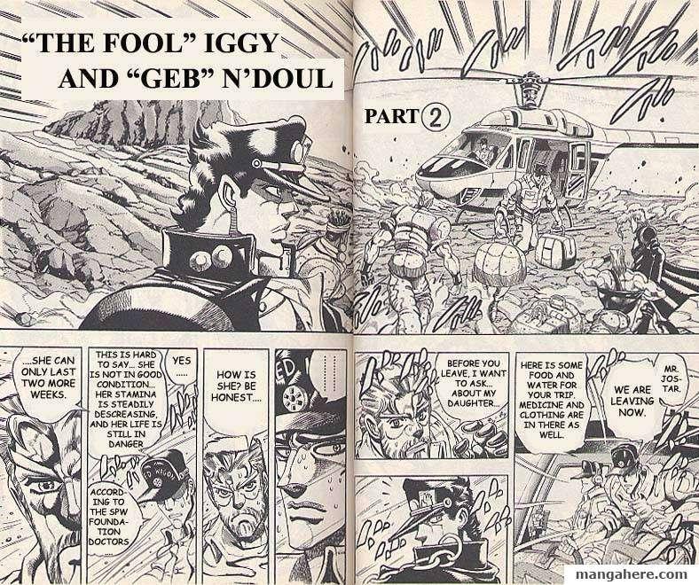 JoJo's Bizarre Adventure Part 3: Stardust Crusaders 70 Page 1