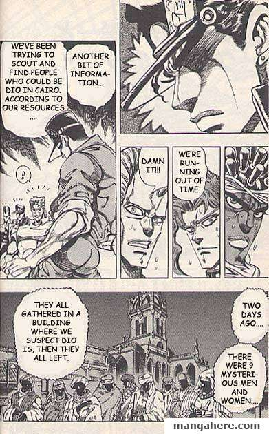 JoJo's Bizarre Adventure Part 3: Stardust Crusaders 70 Page 2