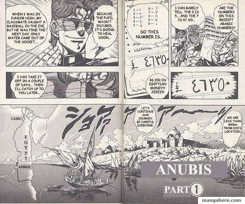 JoJo's Bizarre Adventure Part 3: Stardust Crusaders 78 Page 1