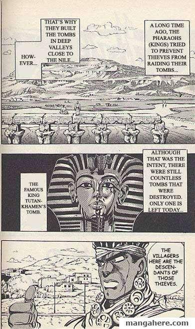 JoJo's Bizarre Adventure Part 3: Stardust Crusaders 85 Page 2