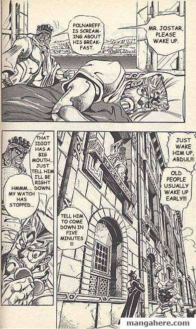 JoJo's Bizarre Adventure Part 3: Stardust Crusaders 86 Page 2