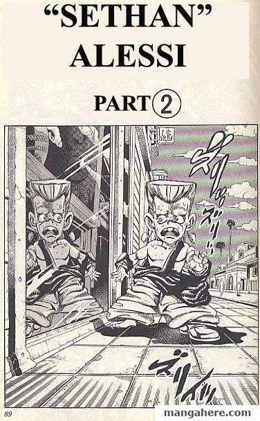 JoJo's Bizarre Adventure Part 3: Stardust Crusaders 92 Page 1