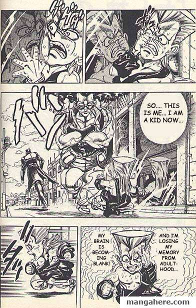 JoJo's Bizarre Adventure Part 3: Stardust Crusaders 92 Page 2