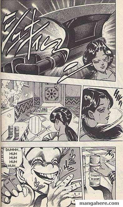 JoJo's Bizarre Adventure Part 3: Stardust Crusaders 93 Page 2