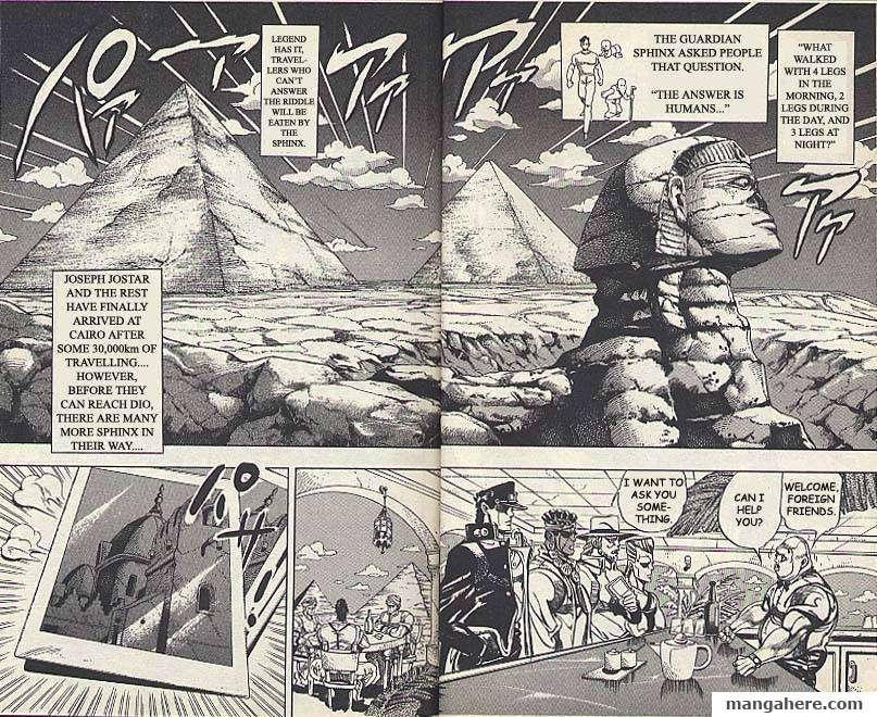 JoJo's Bizarre Adventure Part 3: Stardust Crusaders 97 Page 2