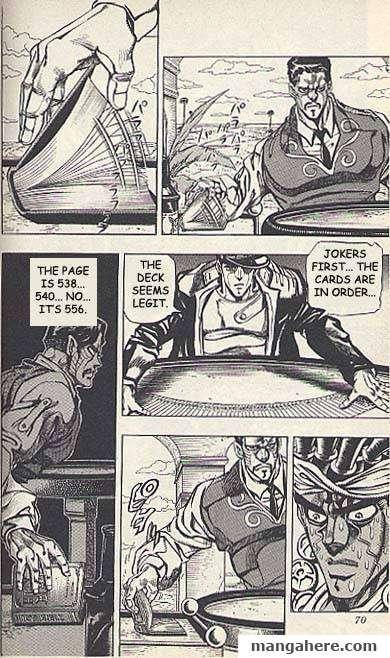 JoJo's Bizarre Adventure Part 3: Stardust Crusaders 100 Page 2